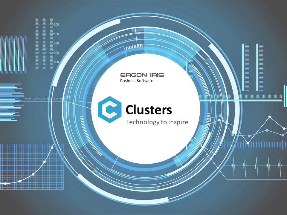 Clusters  Integrated Cloud business software ERP, CRM, HRM, BPM